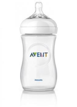 Bình sữa mô phỏng tự nhiên Philips Avent 260ml - màu 693, 694, 695