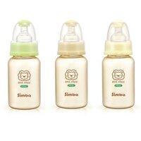 Bình sữa nhựa PPSU Simba S6142 - 150ml