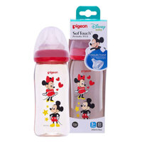 Bình sữa Pigeon Disney PPSU Plus D12222101 240ml