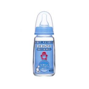 Bình sữa thủy tinh Chuchu Baby 150ml