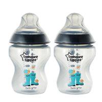 Bình sữa Tommee Tippee PP - 260ml, 2 bình