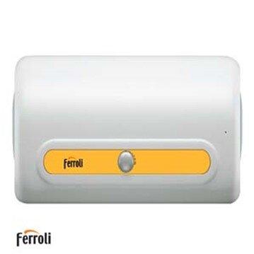 Bình tắm nóng lạnh gián tiếp Ferroli QQTGE30DEH (30L-QQ-TGE) - 2500W, 30 lít, chống giật