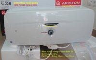 Bình tắm nóng lạnh gián tiếp Ariston Slim SL 20 B - 20 lít, 2500W