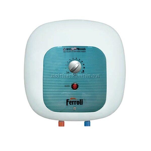 Bình tắm nóng lạnh gián tiếp Ferroli CUBO - 30 lít