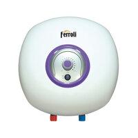 Bình tắm nóng lạnh gián tiếp Ferroli Novo 15 lít loại thường