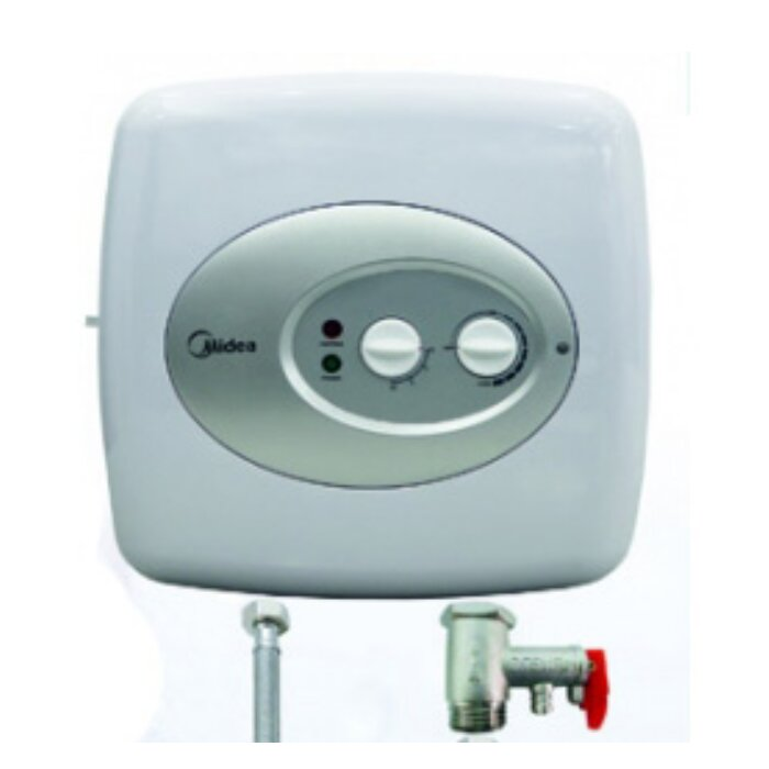 Bình tắm nóng lạnh Midea D15-20R1 - 15 lít