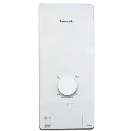 Bình tắm nóng lạnh trực tiếp Panasonic DH-4MS1VW