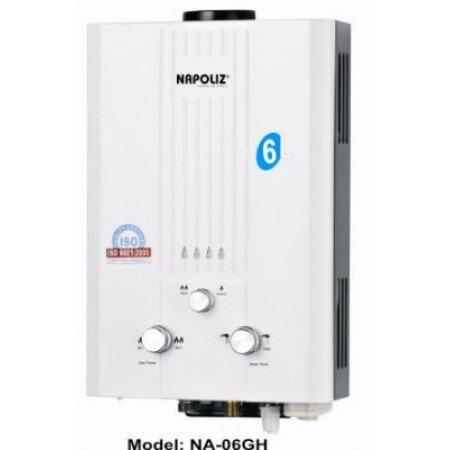 Bình tắm nóng lạnh trực tiếp Napoliz NA-06GH