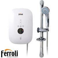Bình tắm nóng lạnh trực tiếp Ferroli DIVOSDN (DIVO-SDN) - 4500W, chống giật