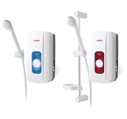 Bình tắm nóng lạnh trực tiếp Joven 505 - 8 lít, 4400W, chống giật