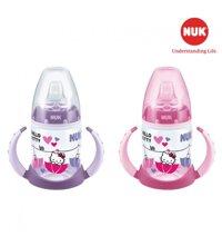 Bình tập uống NUK PP Hello Kitty 150ml