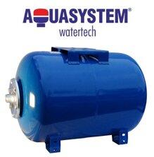 Bình tích áp Aquasystem VAV 24 - 24L, 10Bar, ngang