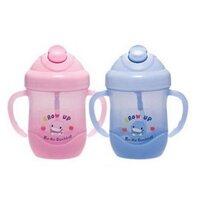 Bình uống nước ống hút có tay cầm Ku Ku KU5452 (Kuku 5452)
