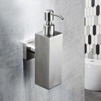Bình xà phòng nước gắn tường inox304 HC4814