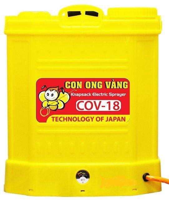 Bình xịt Con Ong Vàng COV 18D