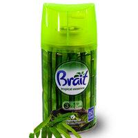 Bình xịt tinh dầu thiên nhiên Brait Tropical Essence 250ml QT005189 - hương tre tươi