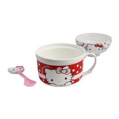 Bộ 1 tô và 1 chén Ceramics Porcelain XD1010K-BD