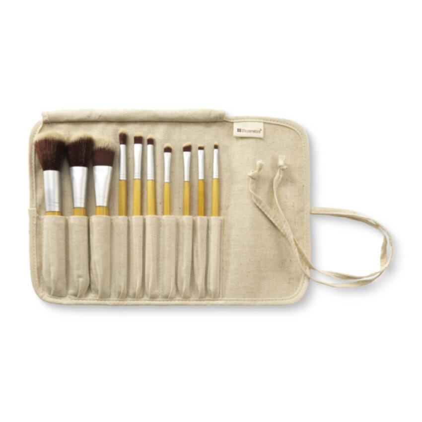 Bộ 10 Cọ BH Cosmetics Eco Luxe 10 Piece Brush Set