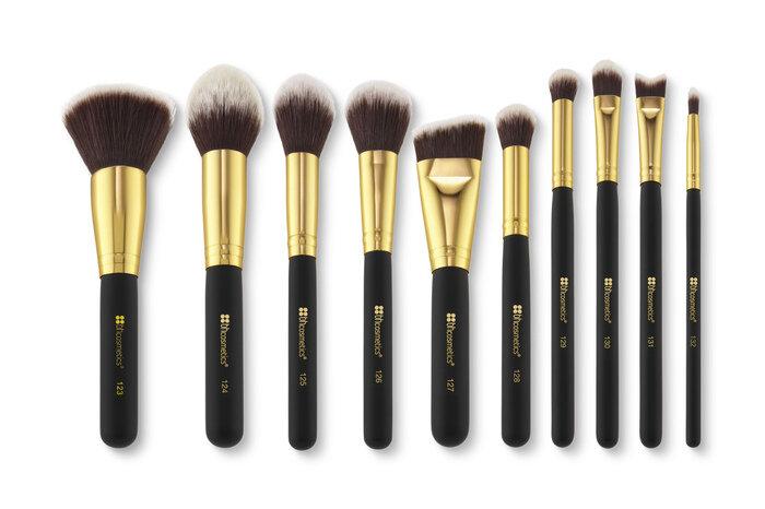 Bộ 10 Cọ BH Cosmetics Sculpt And Blend 2 – 10 Piece Brush Set
