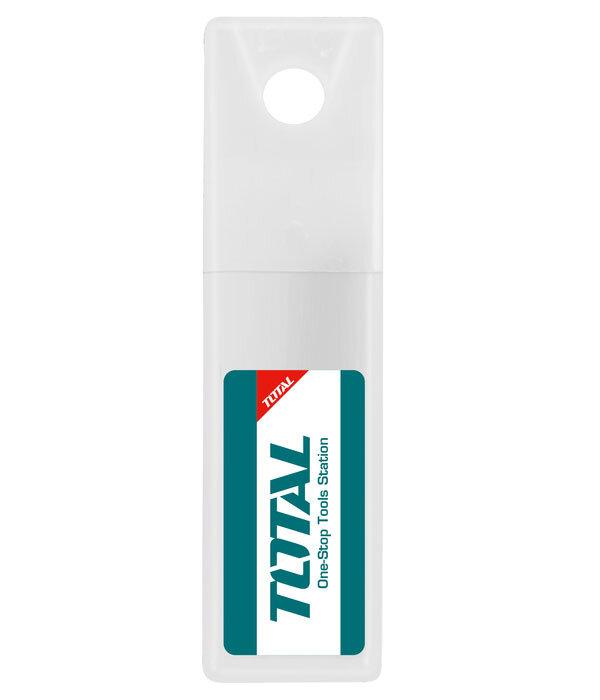 Bộ 10 lưỡi dao tiện ích Total THT519611