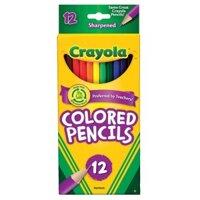 Bộ 12 bút chì màu Crayola 68-4012 (6840124039)