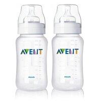 Bộ 2 bình sữa Philips Avent 566.27 - 330ml