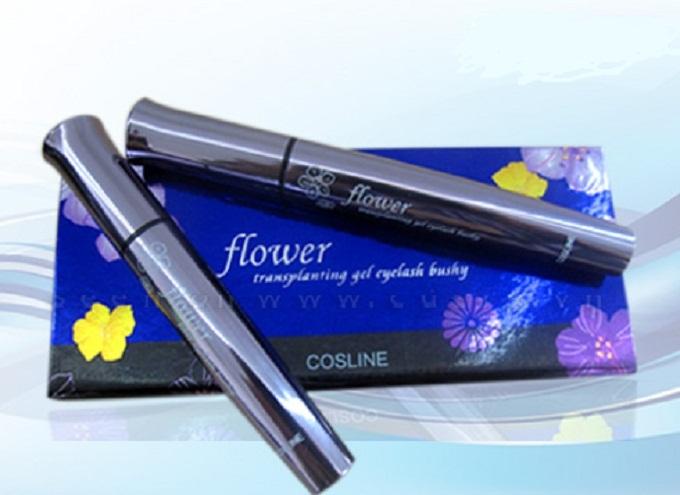 Bộ 2 Cây Mascara Flower Hàn Quốc