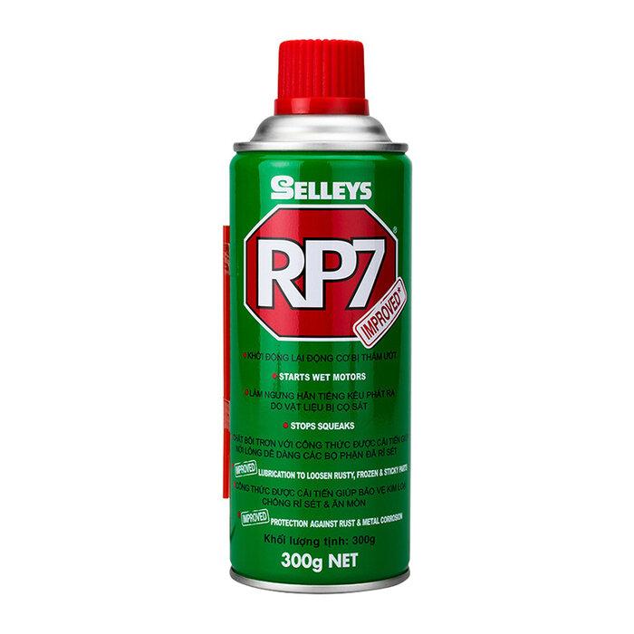 Bộ 2 Chai dung dịch tẩy rửa vết rỉ sét Selleys RP7 420ml
