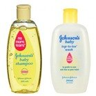 Bộ 2 chai sữa tắm & dầu gội 2 trong 1 Johnson & Johnson - 200ml