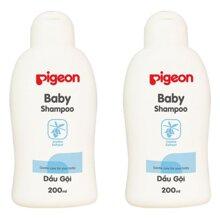 Bộ 2 dầu gội Pigeon MP30013 - 200ml