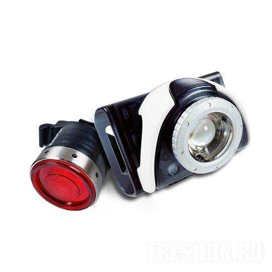Bộ 2 đèn pin xe đạp Led Lenser B2R