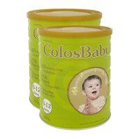 Bộ 2 sữa bột VitaDairy ColosBaby - hộp 800g (dành cho trẻ từ 0-12 tháng tuổi)