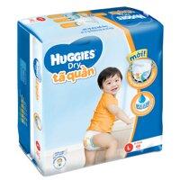 Bộ 2 tã quần Huggies Dry L68