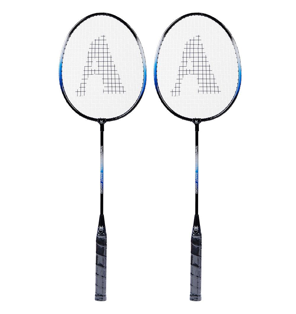 Bộ 2 vợt cầu lông cá sấu bông RCSB