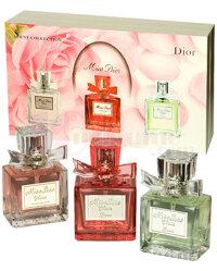 Bộ 3 chai nước hoa Miss Dior 15ml - f1