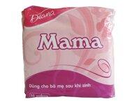 Bộ 3 gói băng vệ sinh cho mẹ Diana Mama