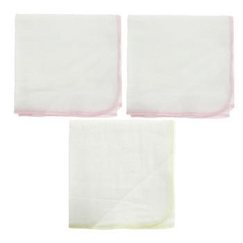 Bộ 3 khăn tắm gạc 3 Lớp Nanio A0194 85x85Cm