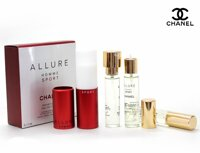 Bộ 3 nước hoa Chanel Allure Homme Sport 15ml XT26