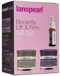 Bộ 3 sản phẩm dưỡng da ngăn ngừa lão hóa Lanopearl Dr. Dermax Deep Wrinkle Gift Set