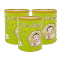 Bộ 3 sữa bột VitaDairy ColosBaby - hộp 800g (dành cho trẻ từ 0-12 tháng tuổi)