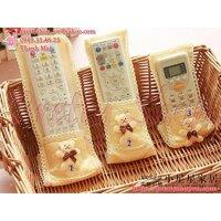 Bộ 3 vỏ bọc remote hình gấu teddy - GD057