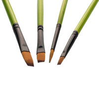Bộ 4 cây cọ vẽ Acrylic