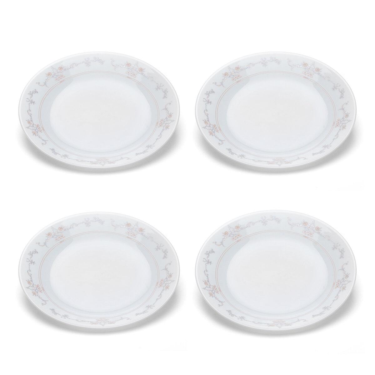 Bộ 4 đĩa thủy tinh Corelle 12CM 405-IM-LP