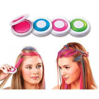 Bộ 4 hộp phấn nhuộm tóc Highlight cho bạn gái