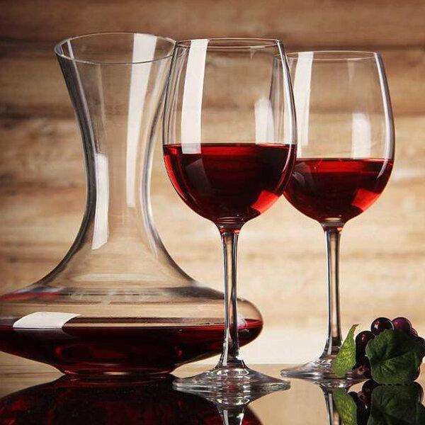 Bộ 4 ly rượu vang Luminarc Vinery G3258 350ml