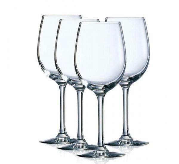 Bộ 4 Ly rượu vang Luminarc Vinery 470ml - G3259