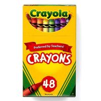 Bộ 48 bút sáp màu Crayola 5200483012 (5200483013)