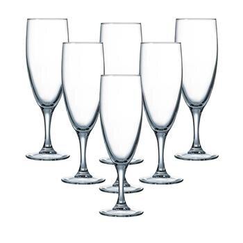 Bộ 6 ly rượu thủy tinh Luminarc Elegance-13729 - 140 ml