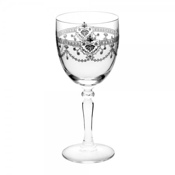 Bộ 6 ly rượu vang Dampierre Silver H7938 19cl