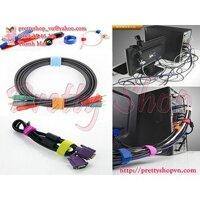 Bộ 6 miếng dán thu gọn dây điện VP022